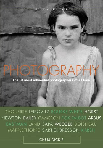 Photography The 50 Most Influential Photographers of All Time  2010 edition cover
