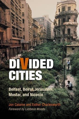 Divided Cities Belfast, Beirut, Jerusalem, Mostar, and Nicosia  2009 edition cover