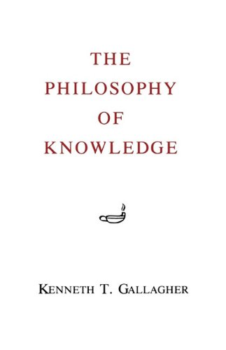 Philosophy of Knowledge  2nd 1986 edition cover