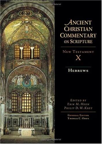 Hebrews   2005 edition cover