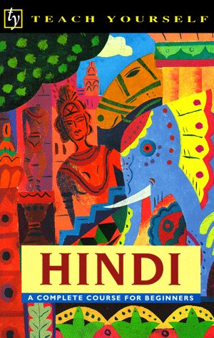 Teach Yourself Hindi A Complete Course for Beginners N/A edition cover
