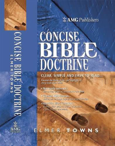AMG Concise Bible Doctrines  N/A edition cover