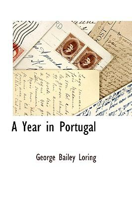 Year in Portugal  N/A 9781116304954 Front Cover