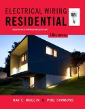 Electrical Wiring Residential:   2014 edition cover
