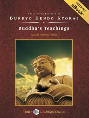 Buddha's Teachings: Library Edition  2008 9781400137954 Front Cover