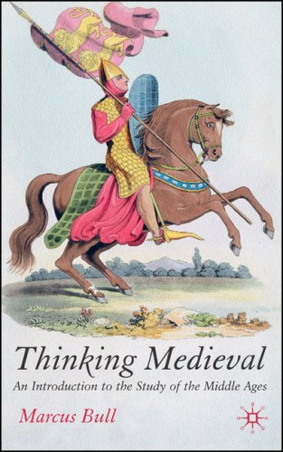 Thinking Medieval An Introduction to the Study of the Middle Ages  2005 edition cover