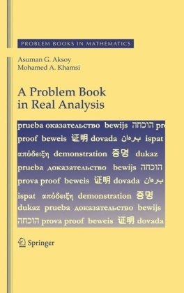 Problem Book in Real Analysis   2010 edition cover