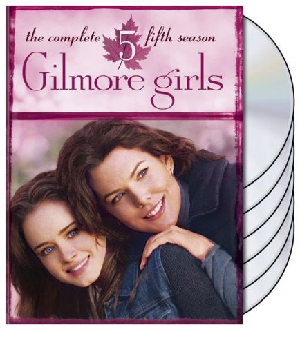 Gilmore Girls: Season 5 System.Collections.Generic.List`1[System.String] artwork