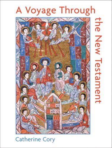 Voyage Through the New Testament   2008 edition cover