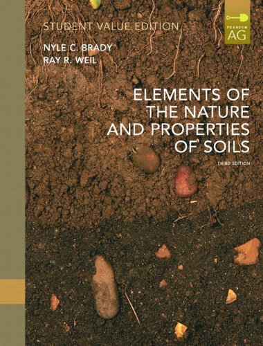 Elements of Nature and Properties of Soil, Student Value Edition  3rd 2010 edition cover
