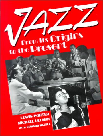 Jazz From Its Origins to the Present  1993 edition cover