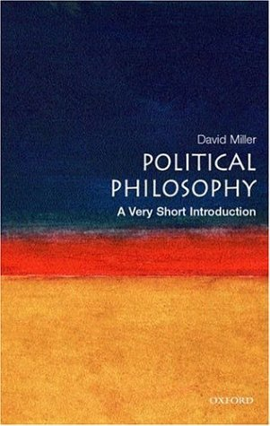 Political Philosophy   2003 edition cover