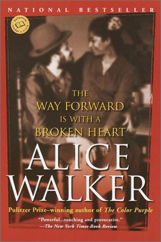Way Forward Is with a Broken Heart   2001 (Reprint) edition cover