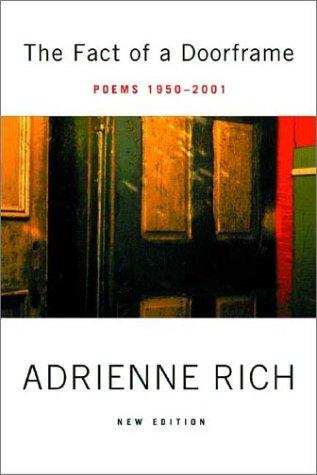Fact of a Doorframe Poems, 1950-2001   2002 (Revised) edition cover