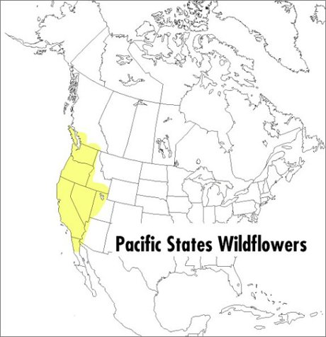 Field Guide to Pacific States Wildflowers Washington, Oregon, California and Adjacent Areas 2nd 1998 edition cover