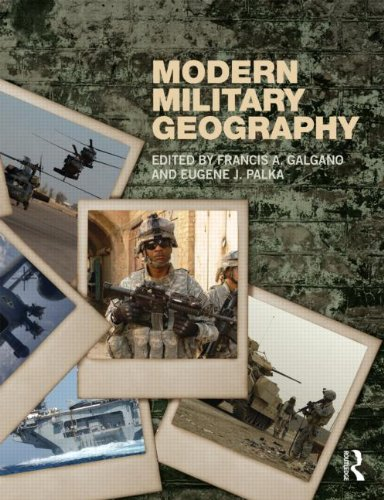 Modern Military Geography   2011 edition cover
