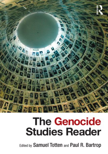 Genocide Studies Reader   2009 edition cover