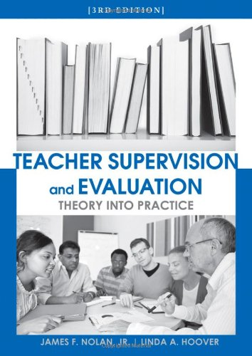 Teacher Supervision and Evaluation  3rd 2011 edition cover