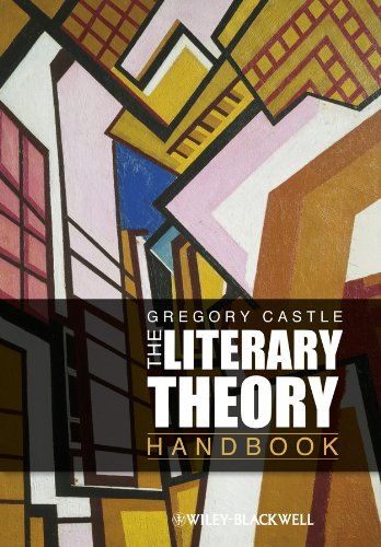 Literary Theory Handbook  2nd 2013 edition cover