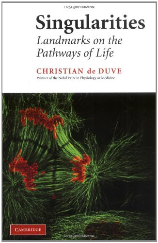Singularities Landmarks on the Pathways of Life  2005 9780521841955 Front Cover
