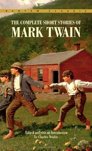 Complete Short Stories of Mark Twain   1957 (Revised) edition cover