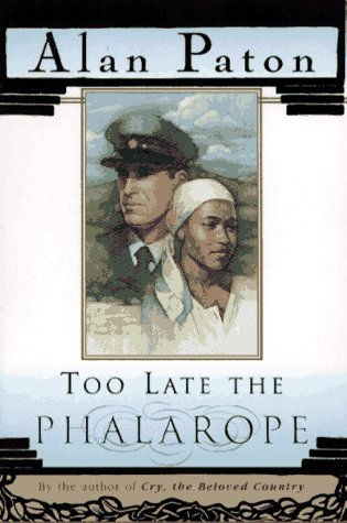 Too Late the Phalarope   1996 9780684818955 Front Cover