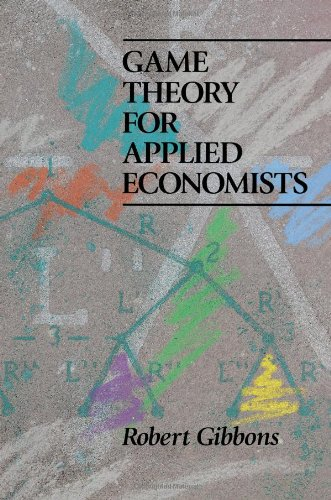 Game Theory for Applied Economists   1992 edition cover