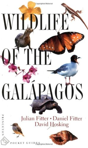 Wildlife of the Gal�pagos   2002 edition cover