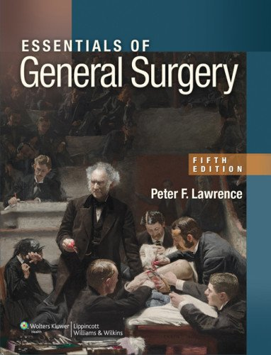 Essentials of General Surgery  5th 2013 (Revised) edition cover