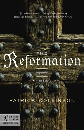 Reformation A History N/A edition cover