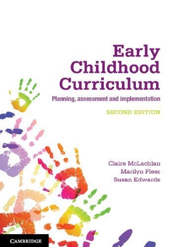 Early Childhood Curriculum Planning, Assessment, and Implementation 2nd 2013 9781107624955 Front Cover