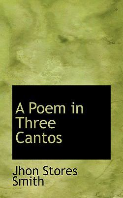 Poem in Three Cantos  N/A edition cover