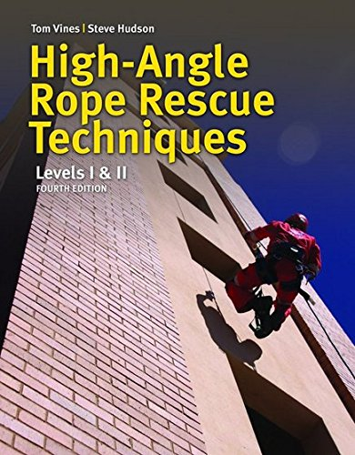 High Angle Rope Rescue Techniques: Levels I & II  2014 edition cover