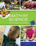 Math and Science for Young Children: 8th 2015 edition cover
