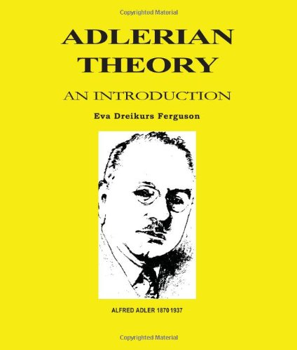 Adlerian Theory An Introduction N/A edition cover