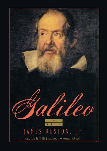 Galileo: A Life, Library Edition  2011 edition cover