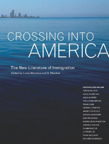 Crossing into America The New Literature of Immigration  2005 edition cover