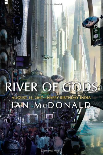 River of Gods  N/A 9781591025955 Front Cover