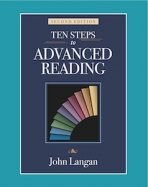 Ten Steps to Advanced Reading:   2013 edition cover