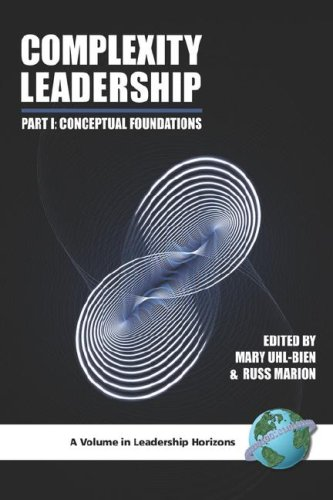 Complexity Leadership Part 1  2008 9781593117955 Front Cover
