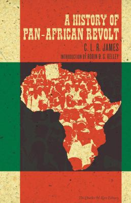 History of Pan-African Revolt   2012 edition cover