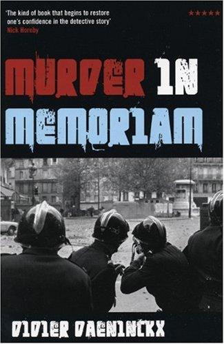 Meurtres pour Memoire  5th 2005 edition cover