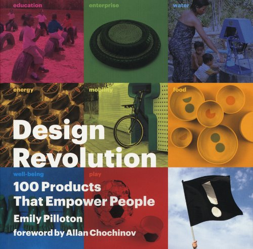 Design Revolution 100 Products That Empower People  2009 edition cover