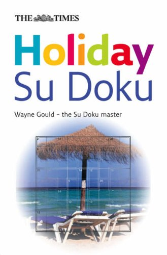 Holiday Su Doku (Sudoku) N/A 9780007258956 Front Cover