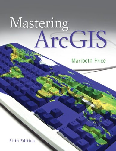 Mastering ArcGIS with Video Clips DVD-ROM  5th 2012 edition cover