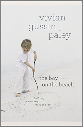 Boy on the Beach Building Community Through Play  2014 edition cover