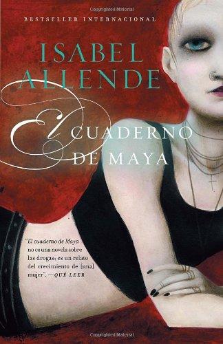 Cuaderno de Maya  N/A 9780307947956 Front Cover