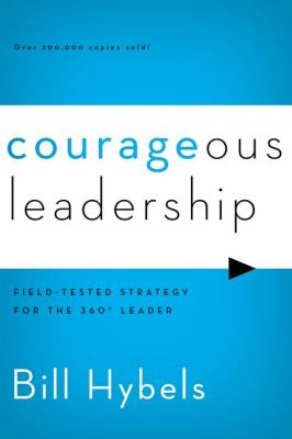Courageous Leadership  N/A edition cover
