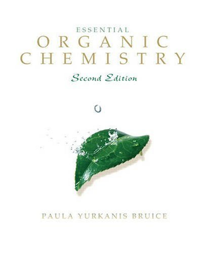 Essential Organic Chemistry  2nd 2010 edition cover