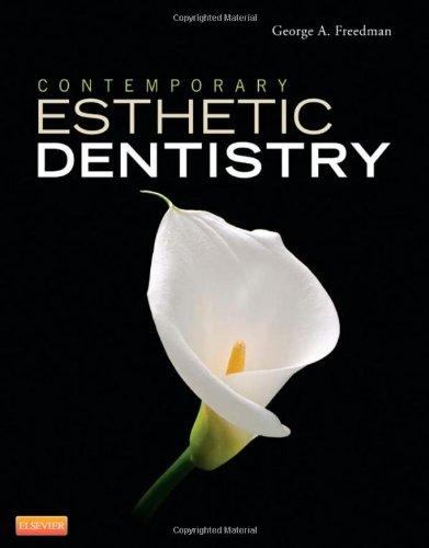 Contemporary Esthetic Dentistry   2012 edition cover